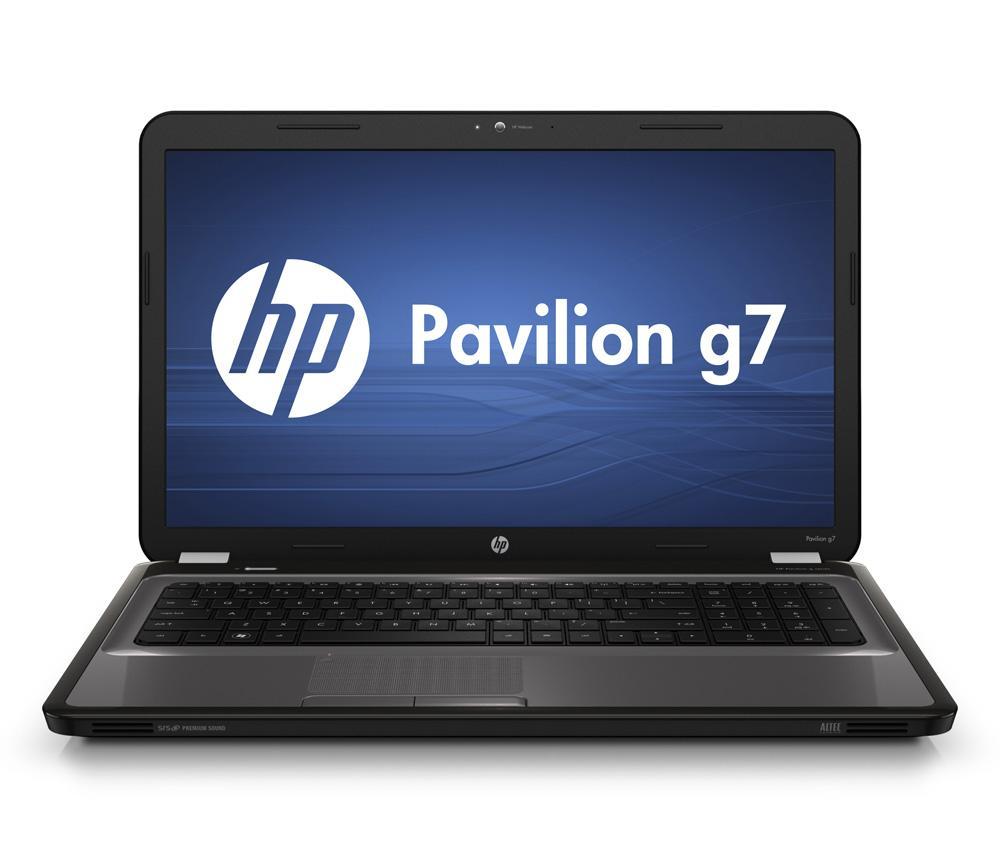 ремонт ноутбуков hp g7