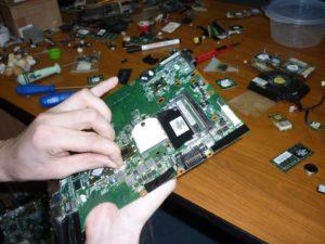 ремонт ноутбуков - no image