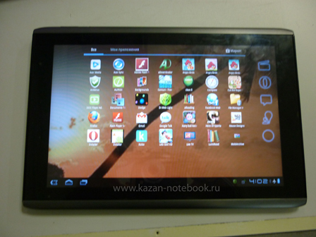 acer iconia tab 500