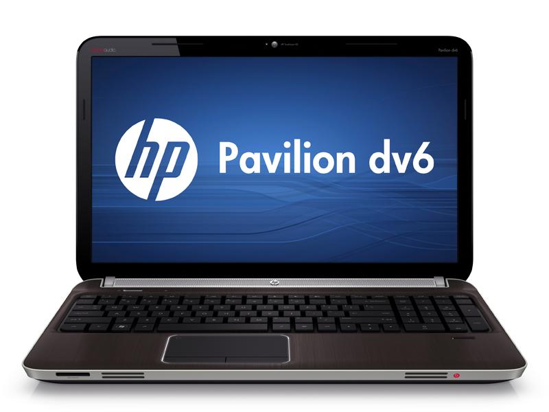 ремонт ноутбуков hp dv6