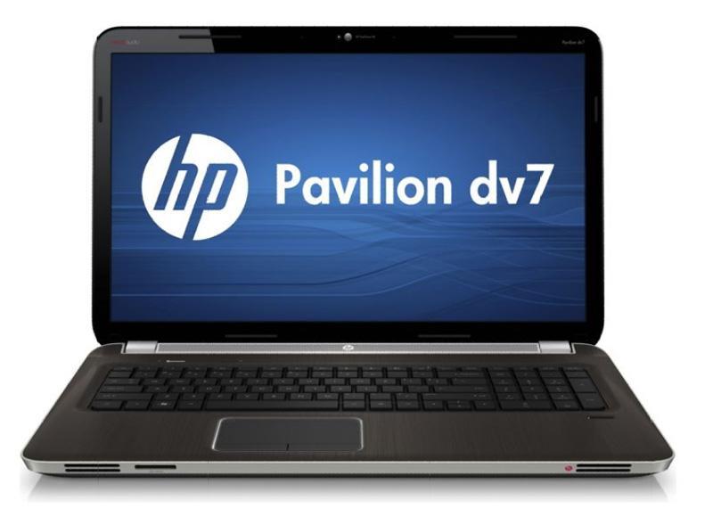 ремонт ноутбуков hp dv7
