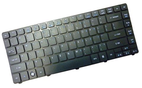 запчасти для ноутбуков - клавиатуры