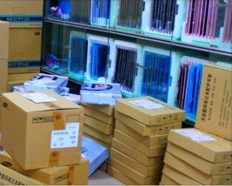 матрицы для ноутбуков - склад