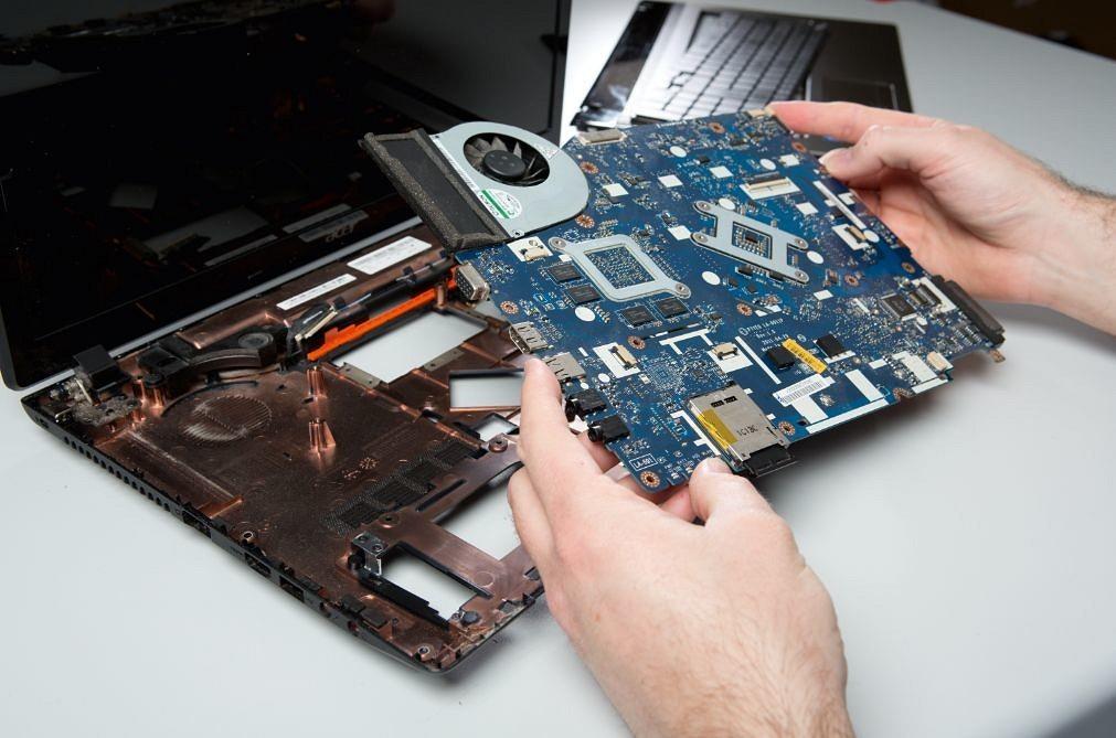 upgrade ноутбука в Казани