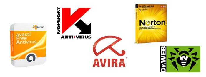 установка антивируса