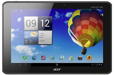 обзор acer iconia tab a511