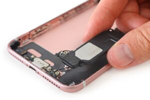 замена звонка iphone