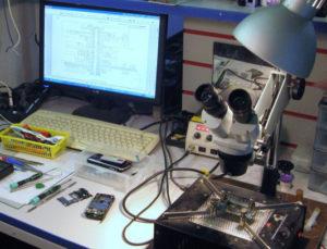мастерская по ремонту планшетов